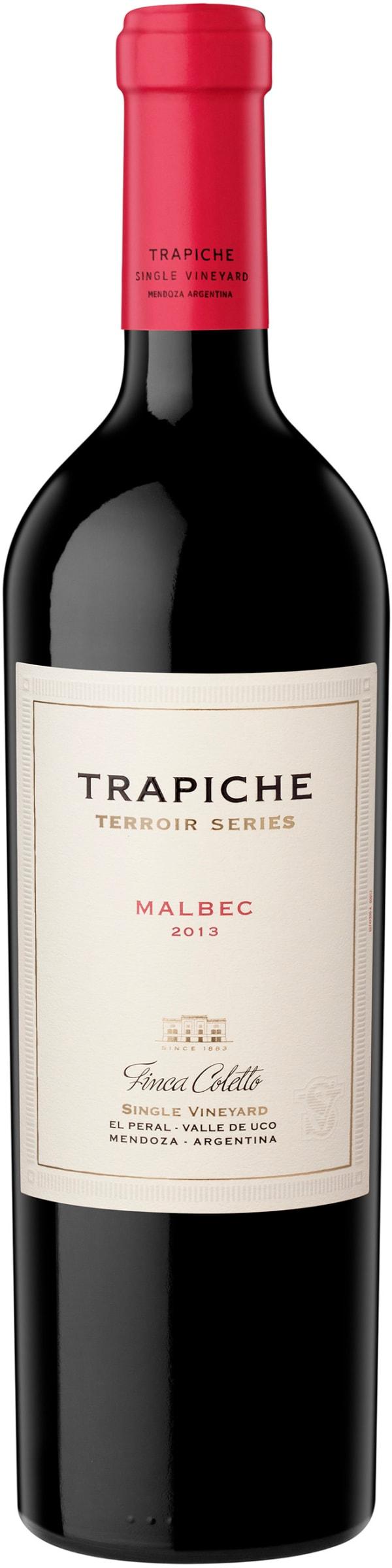 Trapiche Terroir Series Finca Coletto Malbec 2014