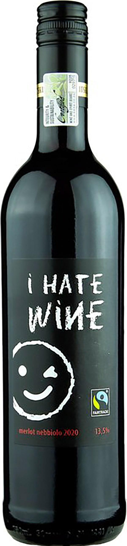 I Hate Wine Merlot Nebbiolo 2018