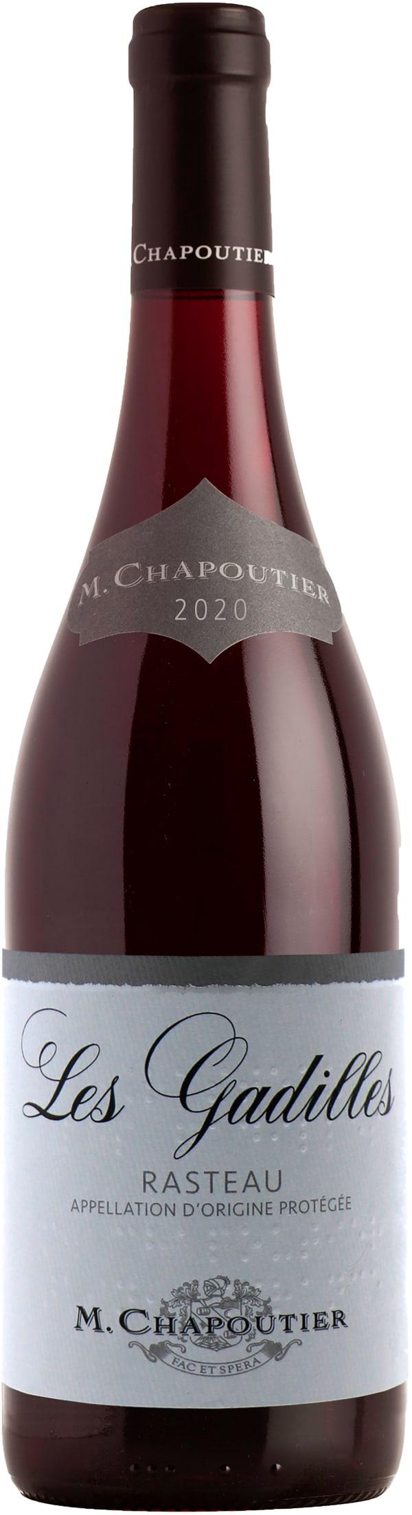 Chapoutier Rasteau 2016