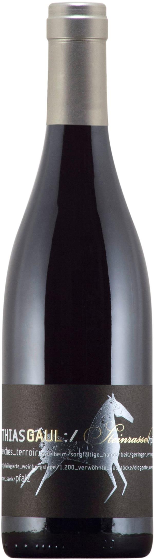 Matthias Gaul Steinrassel Pinot Noir 2017