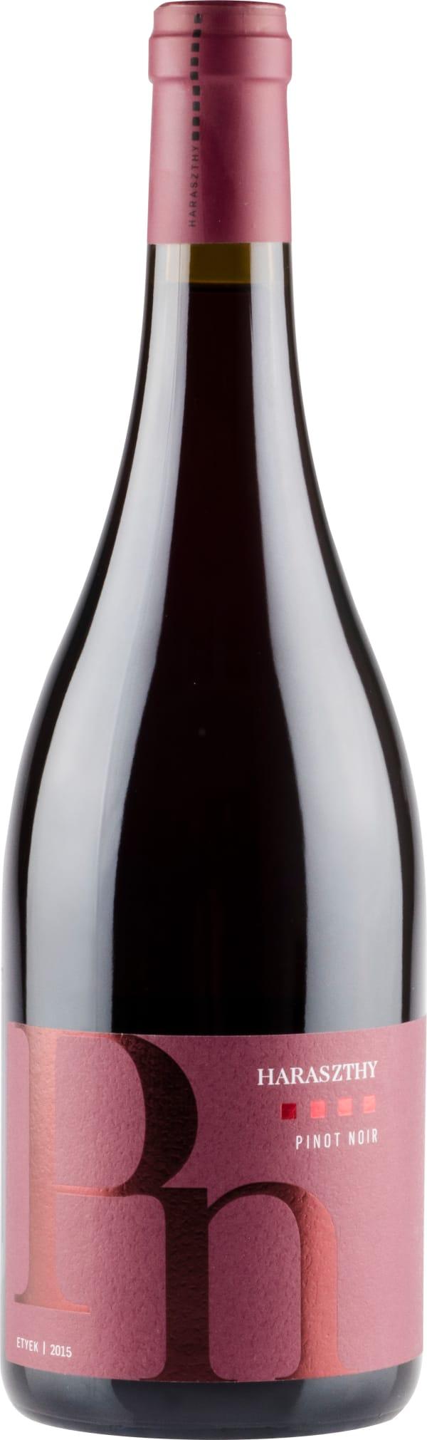 Haraszthy Pinot Noir 2016
