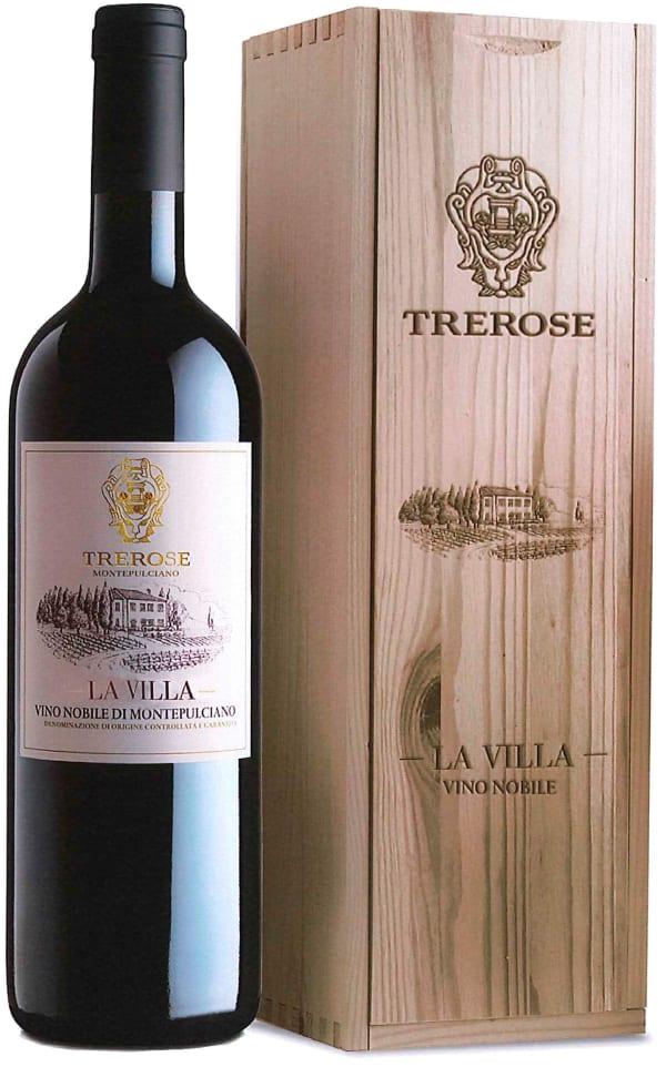 Trerose La Villa 2015 gift packaging
