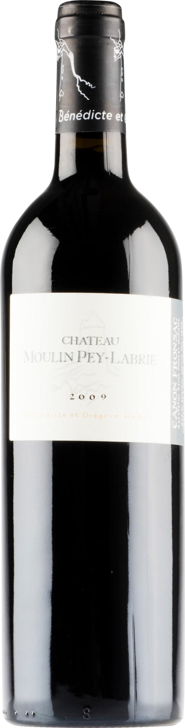 Château Moulin Pey-Labrie 2009