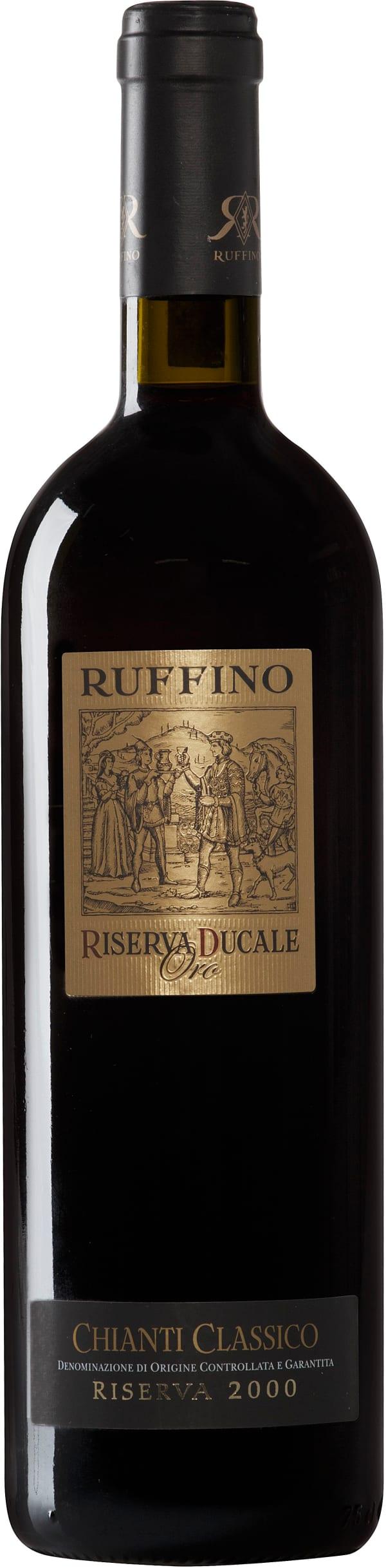 Ruffino Riserva Ducale Oro Chianti Classico Riserva 2000