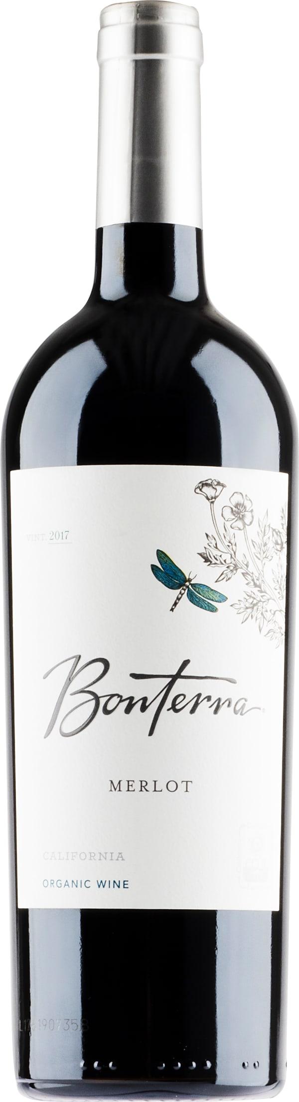 Bonterra Organic Merlot 2018