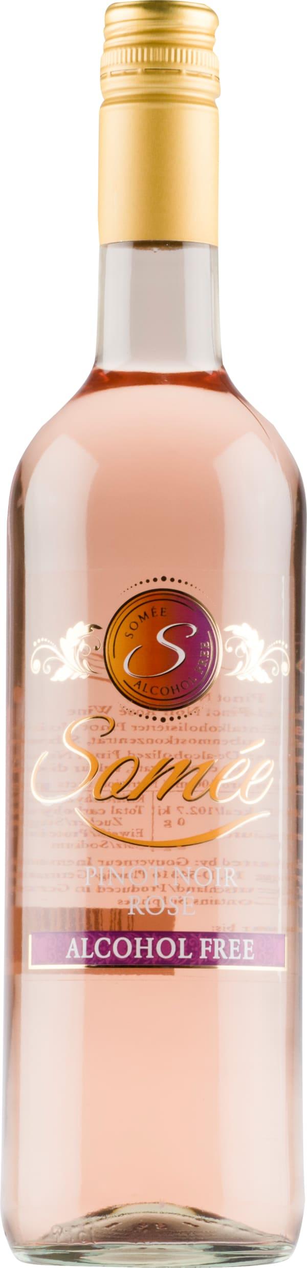 Somée Pinot Noir Rosé Alcohol Free