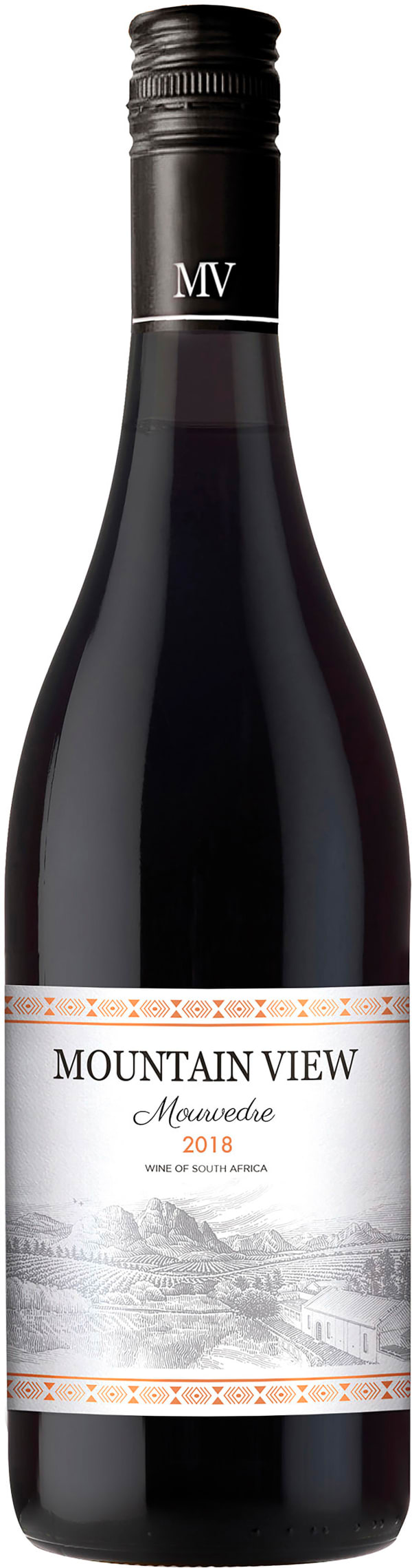 Mountain View Mourvedre 2018