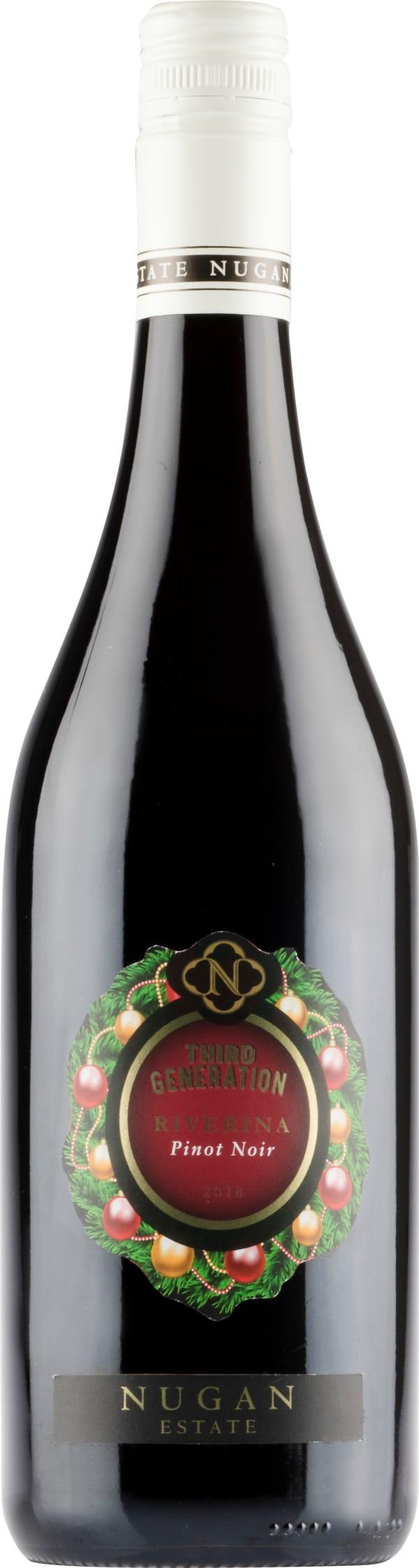 Nugan Estate Third Generation Pinot Noir 2018