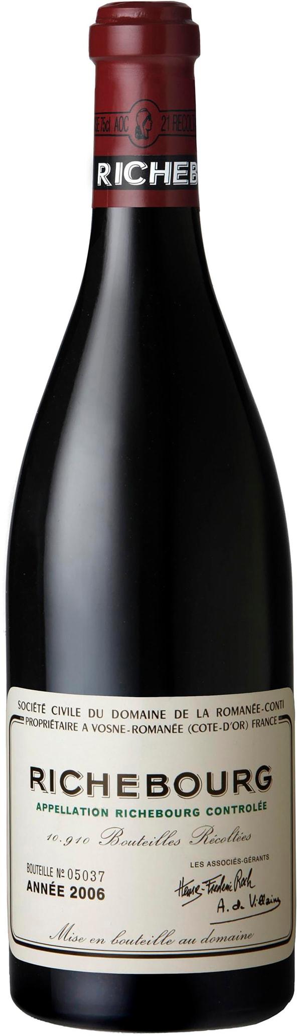 Richebourg (1plo/asiakas, 1fl/kund, 1btl/customer) 2015