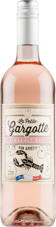 La Petite Gargotte Cinsault Rose 2019