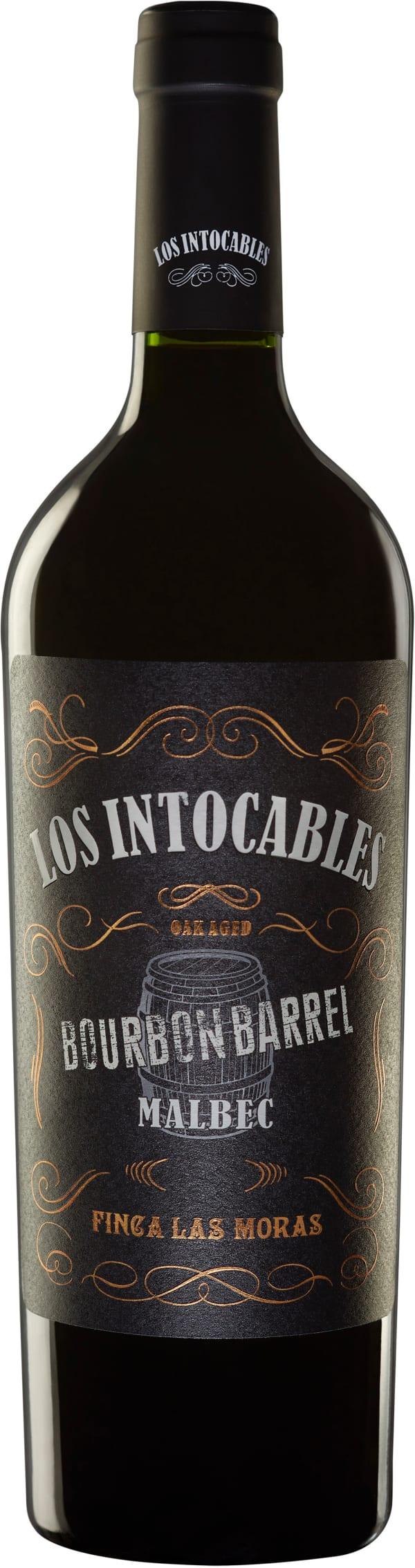 Los Intocables Black Malbec 2018