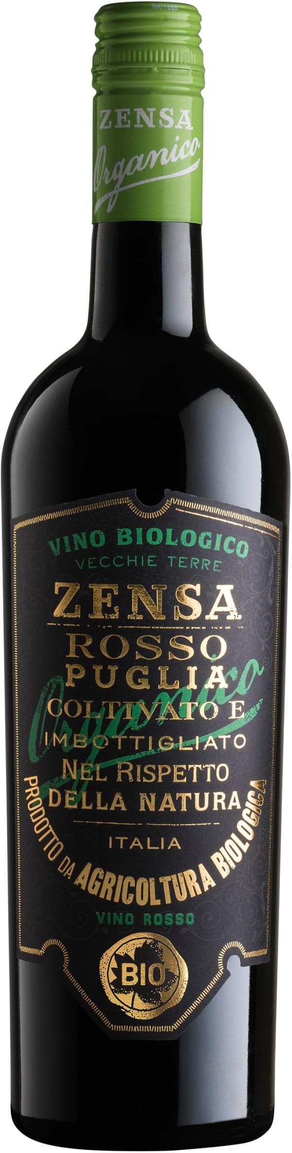 Zensa Rosso Organico 2018