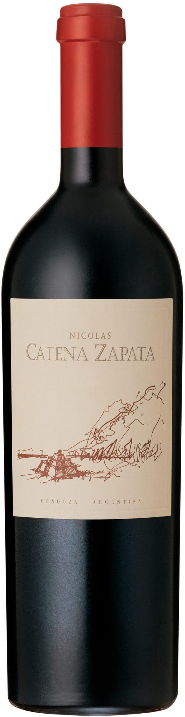 Nicolas Catena Zapata 2014