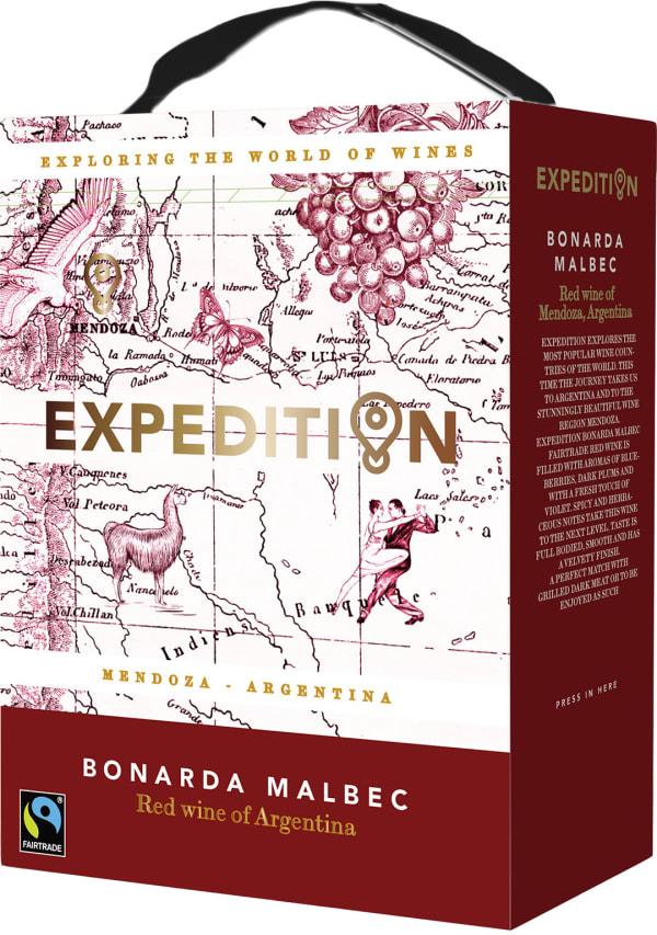 Expedition Bonarda Malbec 2020 bag-in-box