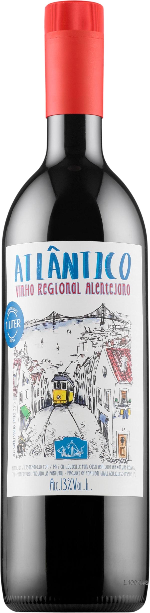 Atlântico 2017 plastic bottle