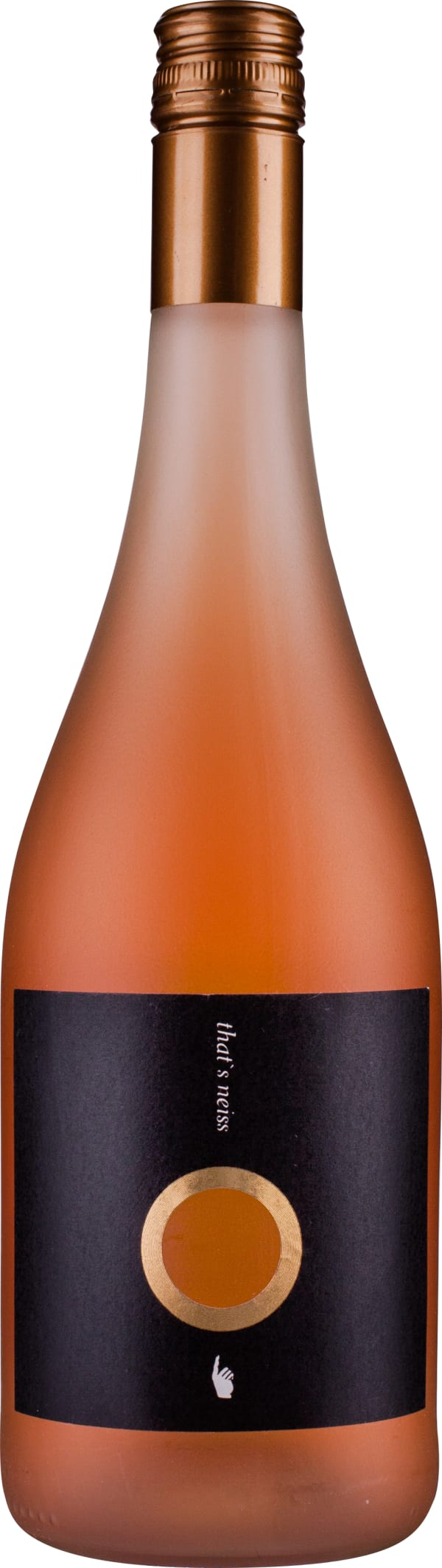 That's Neiss Pinot Noir Rosé Trocken 2019