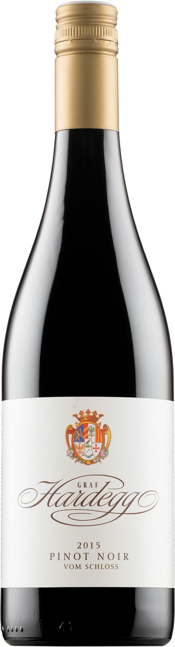 Hardegg Pinot Noir vom Schloss 2015