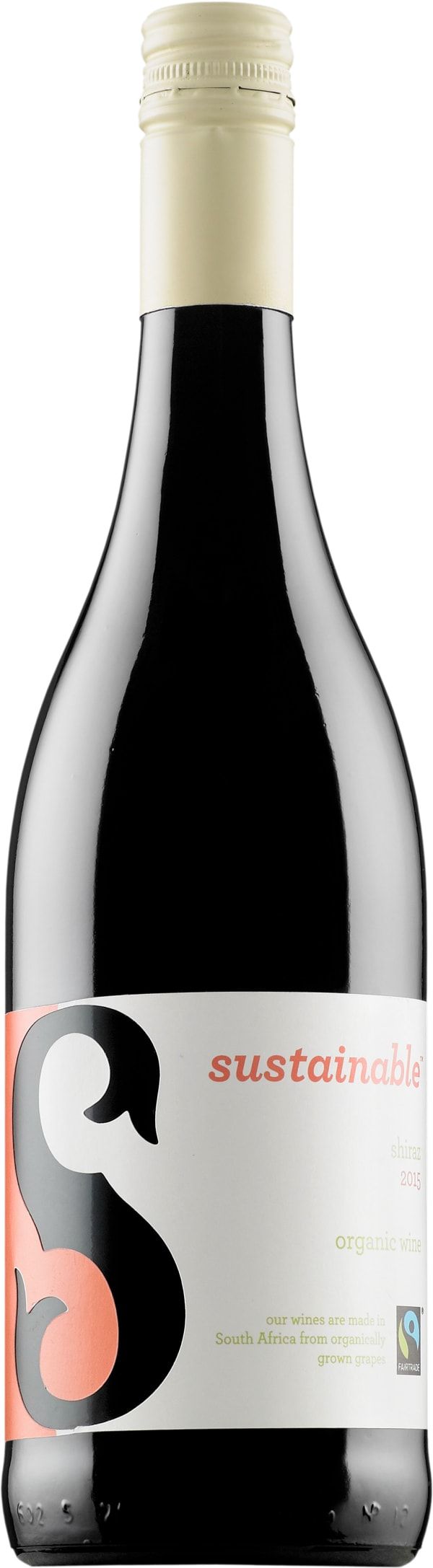Sustainable Shiraz Organic 2016