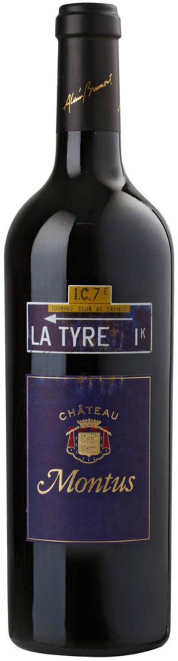 Château Montus La Tyre 2010