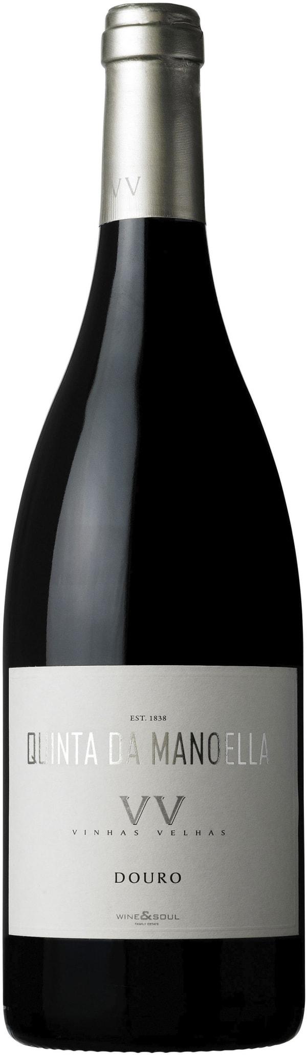 Wine & Soul Quinta da Manoella Vinhas Velhas 2015