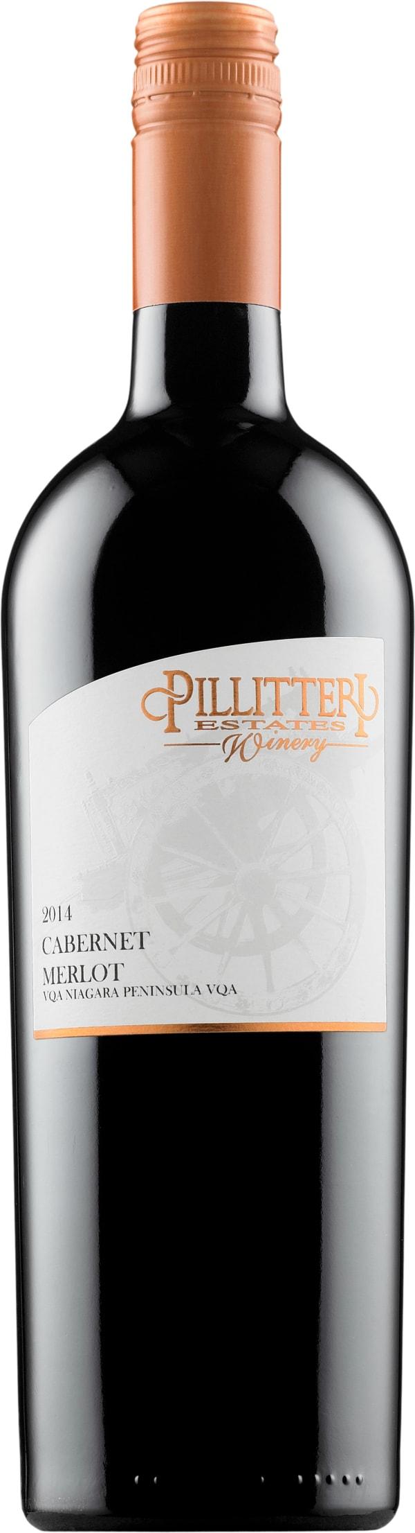 Pillitteri Cabernet Merlot 2015