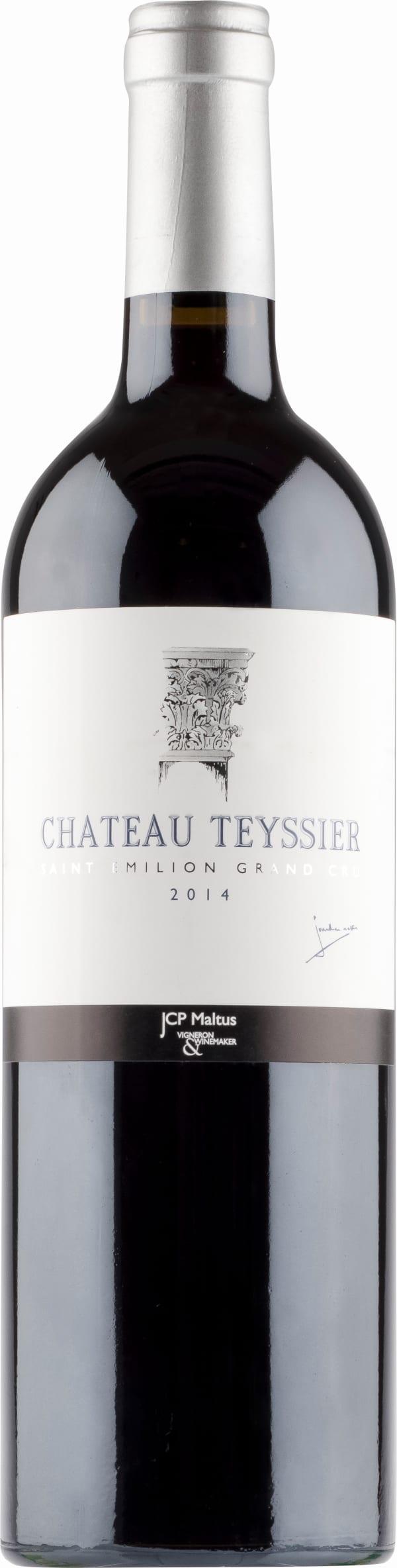 Château Teyssier 2014