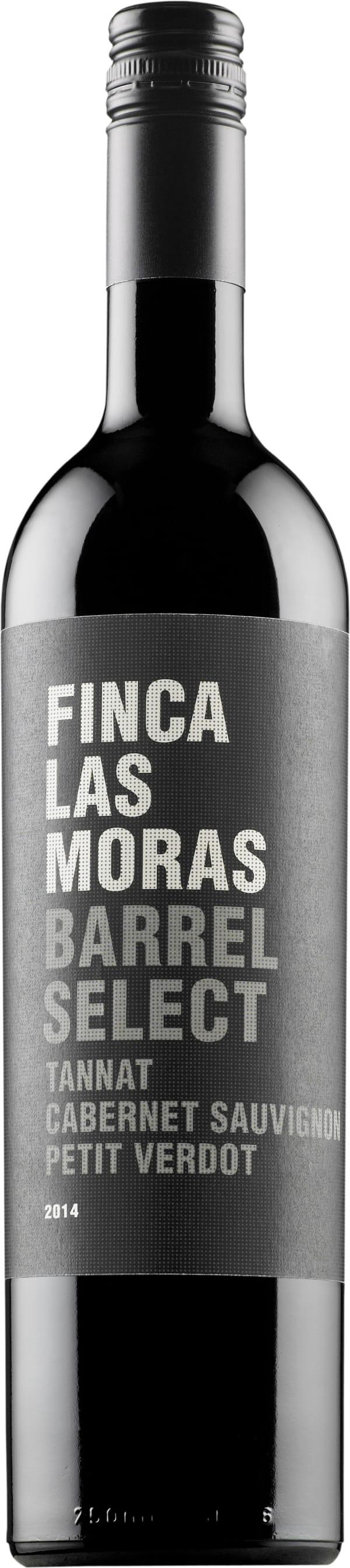 Finca Las Moras Barrel Select Tannat Cabernet Sauvignon Petit Verdot 2017