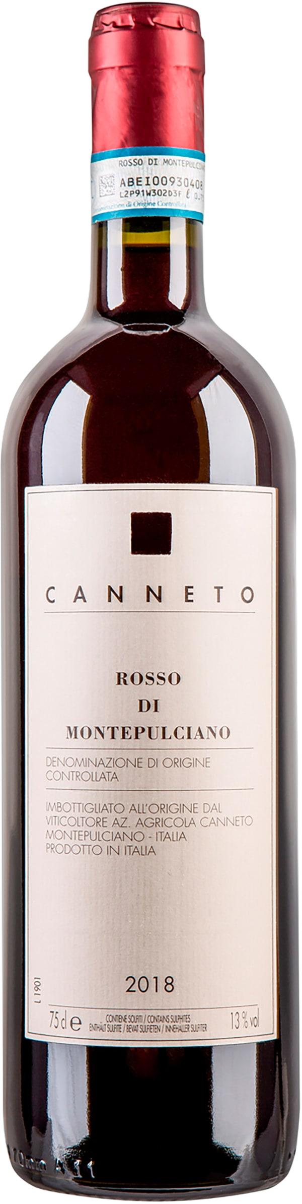 Canneto Rosso di Montepulciano 2019