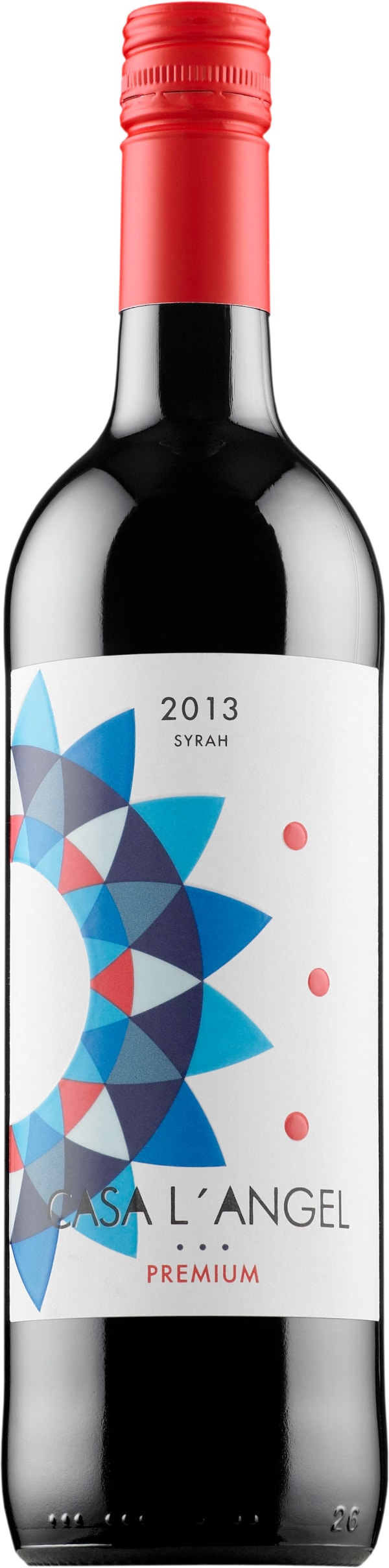 Casa l'Angel Syrah 2017