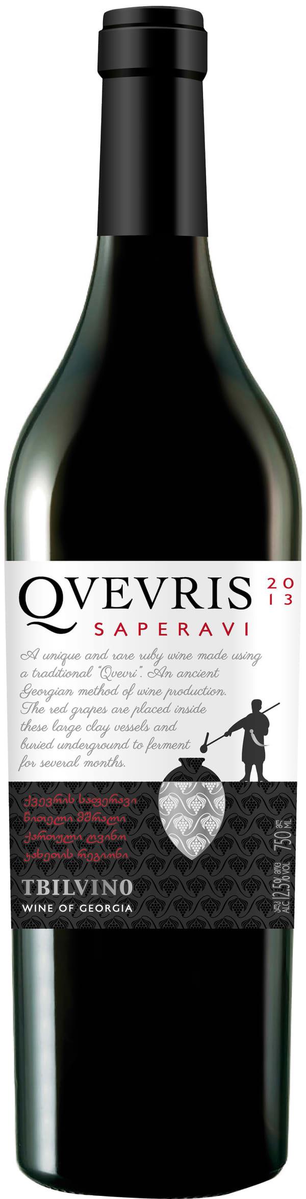 Qvevris Saperavi 2019