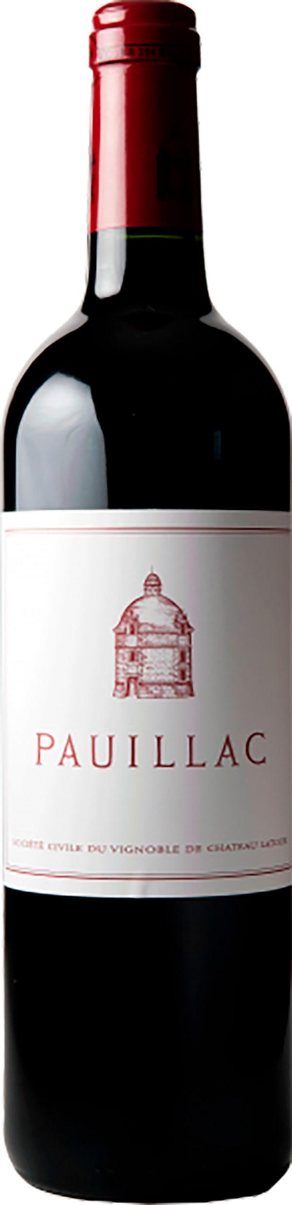 Pauillac de Château Latour 2014