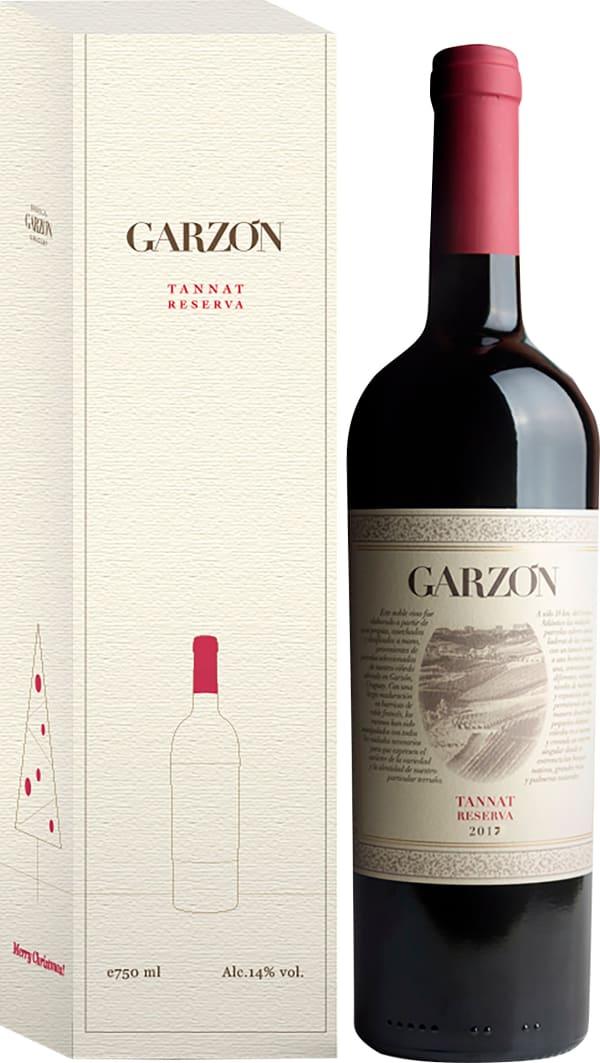 Garzon Tannat Reserva 2017 gift packaging