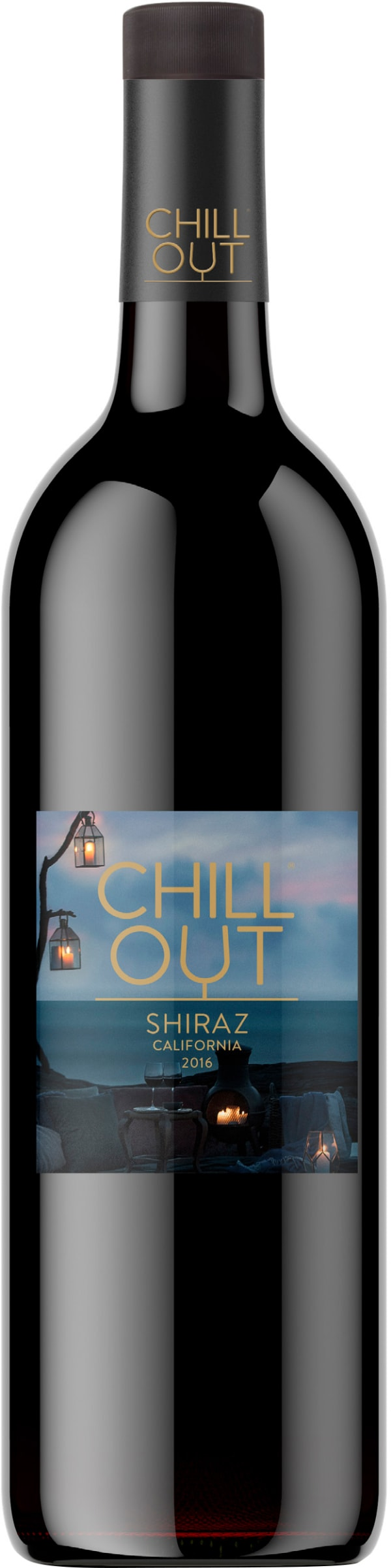 Chill Out Shiraz 2017 plastic bottle
