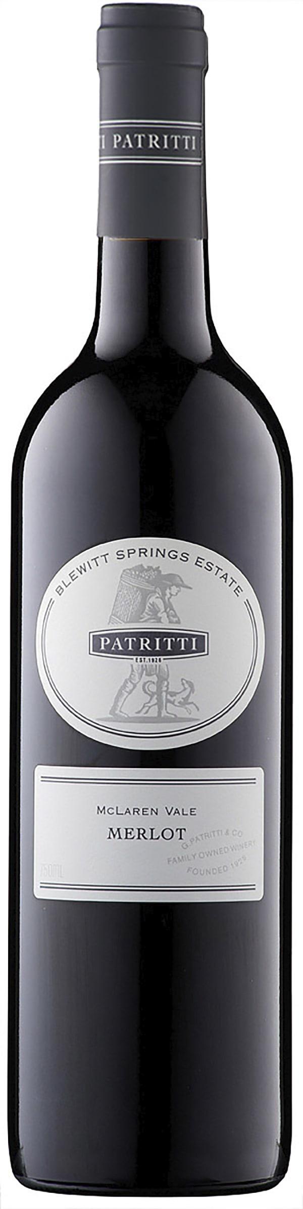 Patritti Merlot 2017