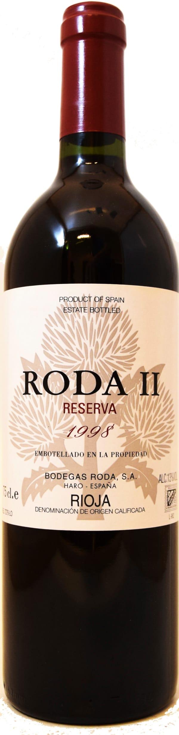 Roda II Reserva 1998