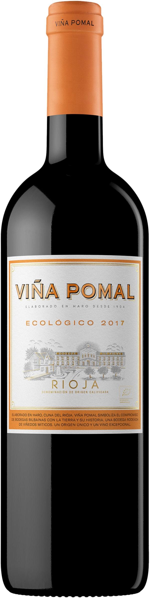 Viña Pomal Ecologico 2017
