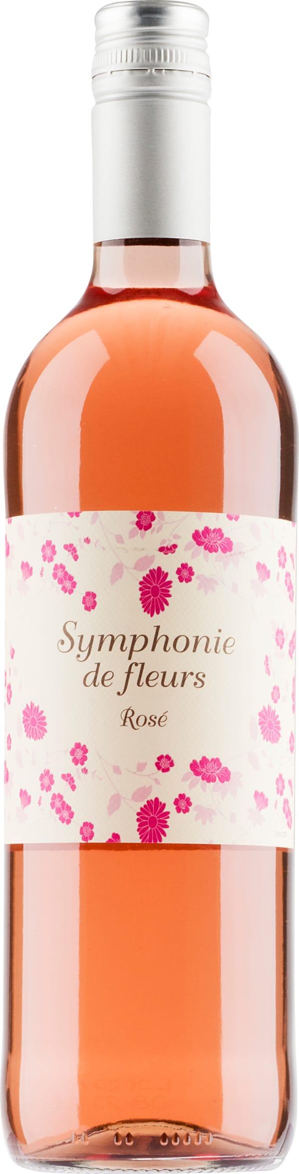 Symphonie de Fleurs Rosé 2019