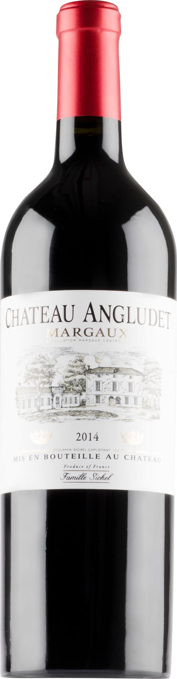 Château Angludet 2014
