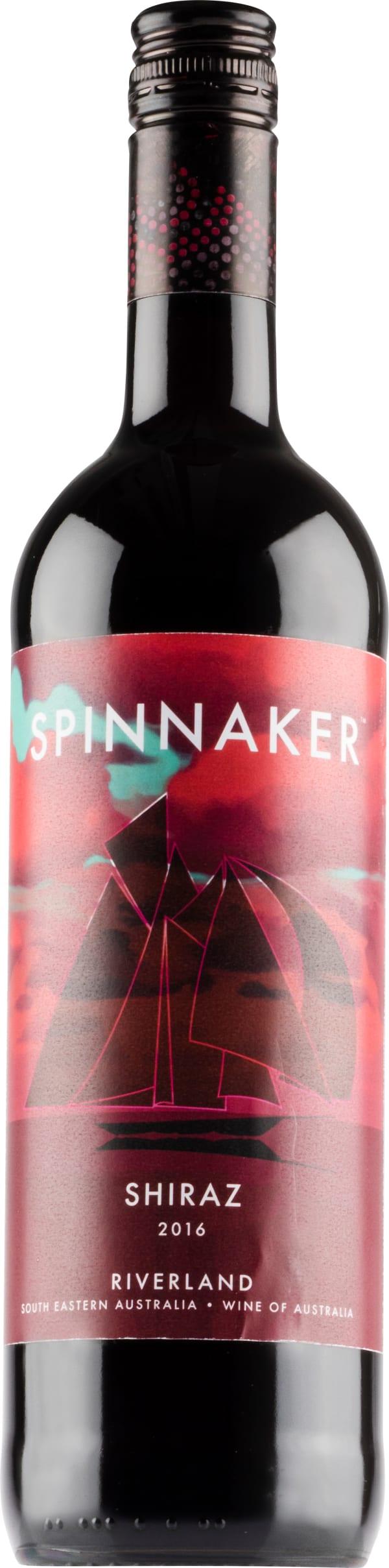 Spinnaker Shiraz 2017