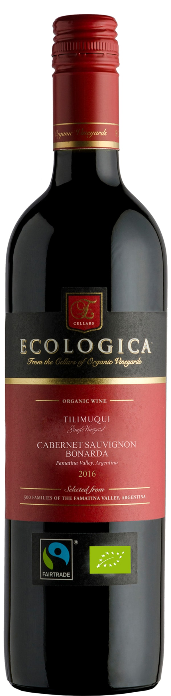 Ecologica Tilimuqui Single Vineyard Cabernet Sauvignon Bonarda  2017