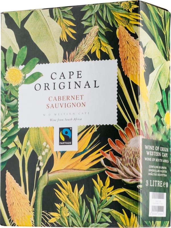 Cape Original Cabernet Sauvignon 2020 bag-in-box
