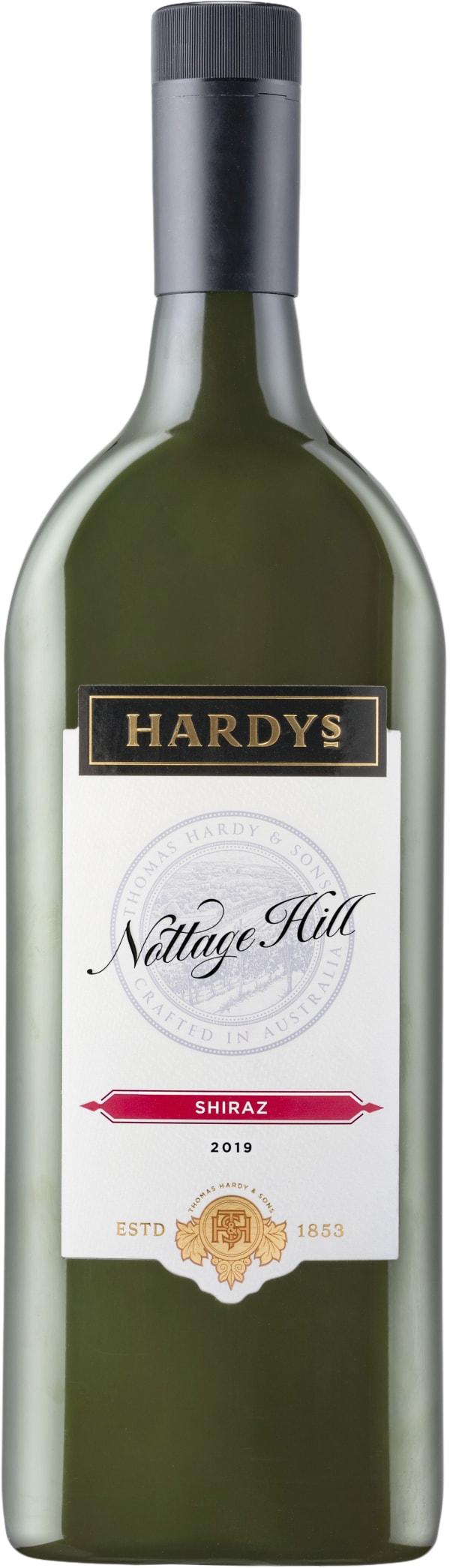 Hardys Nottage Hill Shiraz 2019 plastic bottle