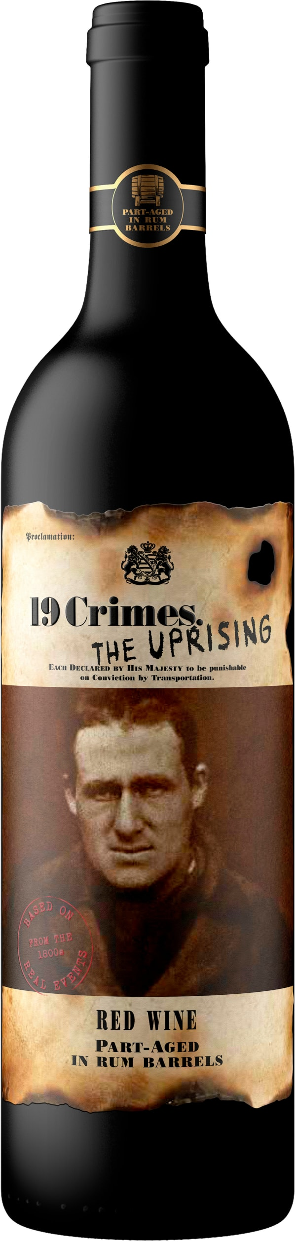 19 Crimes The Uprising 2018