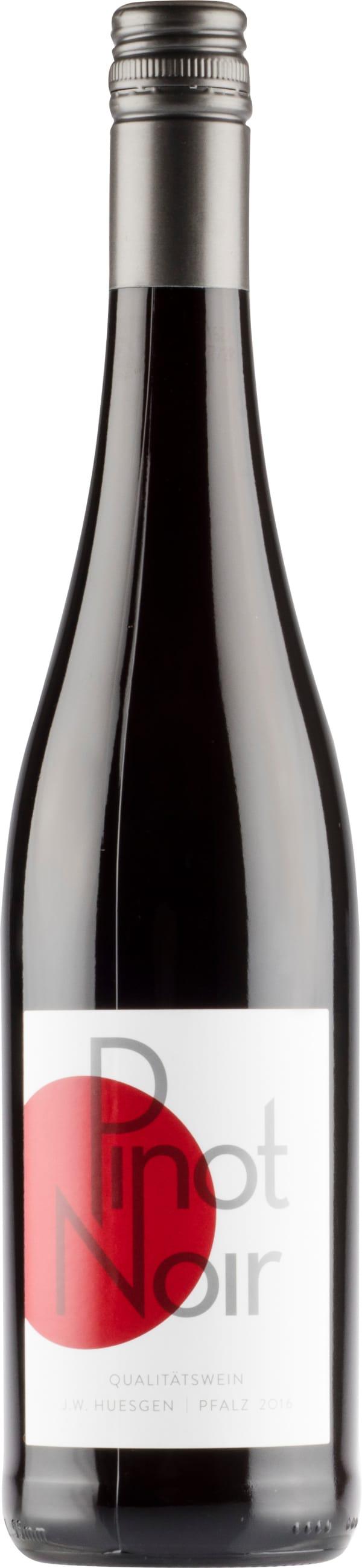 J.W. Huesgen Pinot Noir 2016