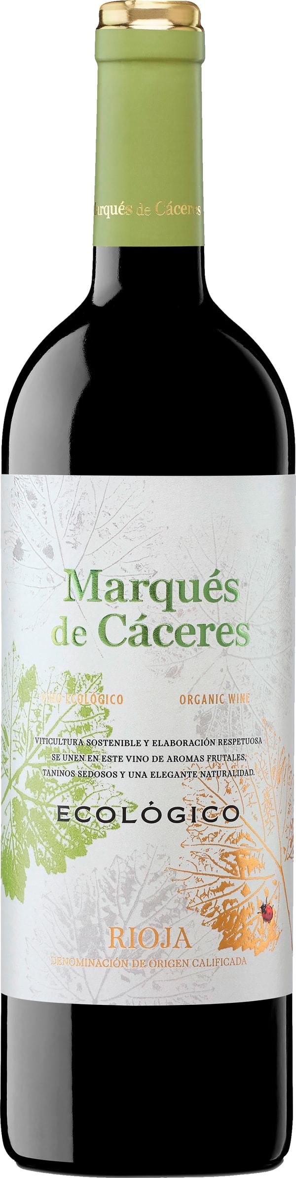 Marqués de Cáceres Vino Ecológico  2018