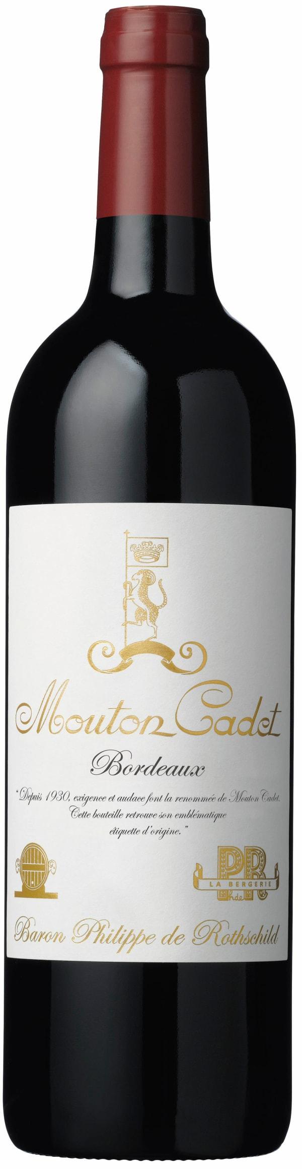 Mouton Cadet Vintage Re-Edition 2016