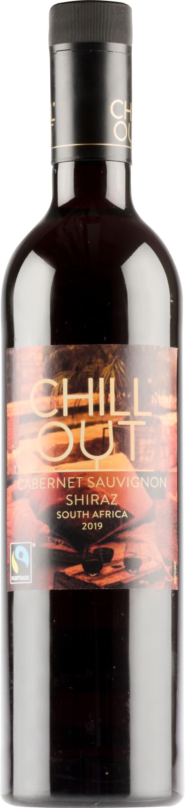 Chill Out Cabernet Sauvignon Shiraz 2019 plastic bottle