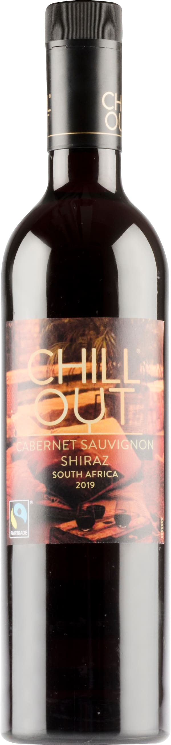 Chill Out Cabernet Sauvignon Shiraz 2020 plastic bottle