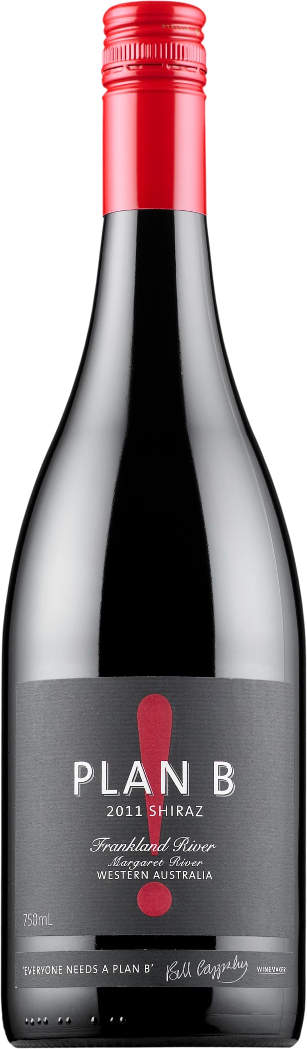 Plan B Shiraz 2016