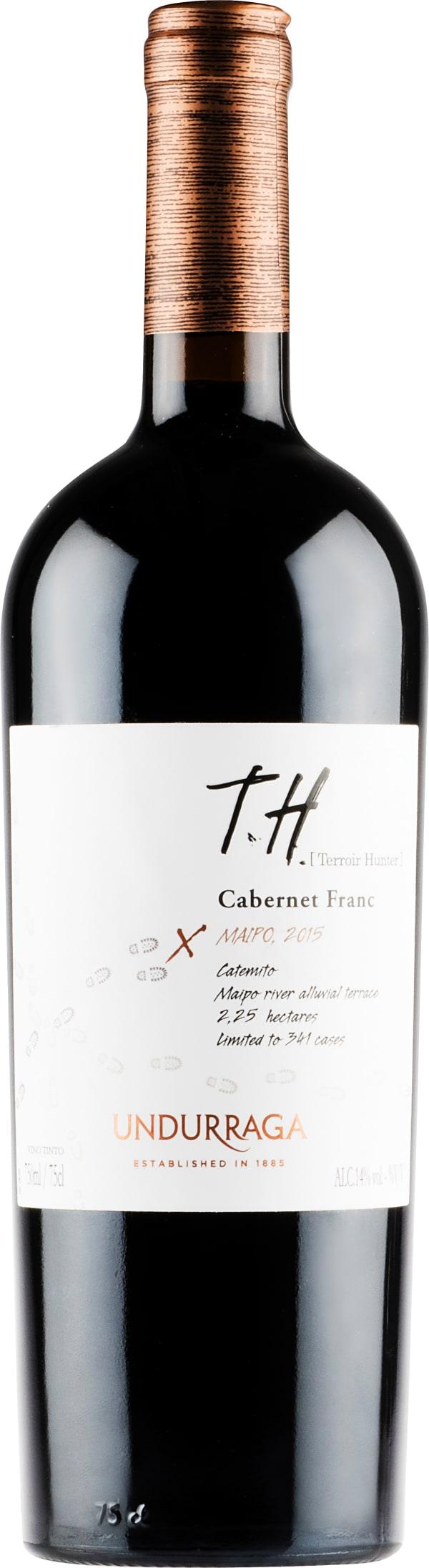 T.H. Cabernet Franc 2015